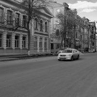 городской пейзаж :: Арсений Корицкий