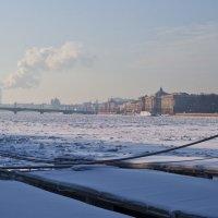 Зимний пейзаж. :: Владимир