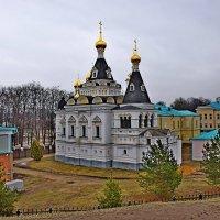 Елизаветинская церковь. :: vkosin2012 Косинова Валентина