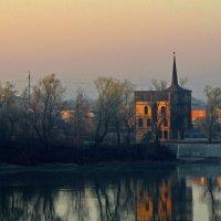 рассвет в конце марта :: Алексей Меринов