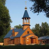 Церковь святого Петра Метрополита Московского :: genar-58 '