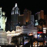Ночной Лас-Вегас. :: Елена Тумель
