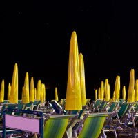 Ночь на пляже :: Денис Францев