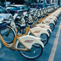 Стоянка велосипедов :: Natalya Kopyl