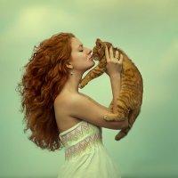Рыжее счастье! :: Олег Ярунин