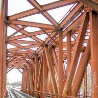 Железнодорожный мост :: Евгений Кузьминов
