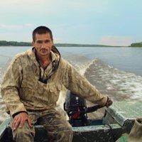 На рыбалку! :: Андрей Леднев