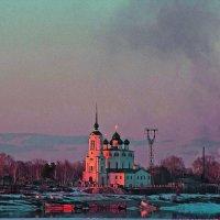 На закате. :: Андрей Дурапов
