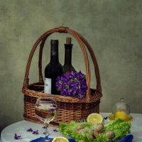 Весенний ужин по-французски :: Ирина Приходько
