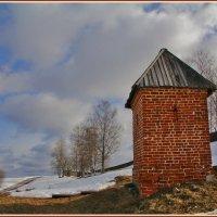в окрестностях Ферапонтова монастыря :: Дмитрий Анцыферов