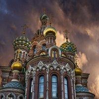 Спас на Крови. :: Дмитрий Макаров