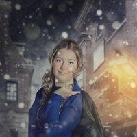 В городе :: Инесса Янцен