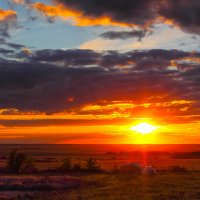 Прощание с солнцем :: Marat M.