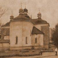 Церковь Спаса на Берестове в Киеве :: Ростислав