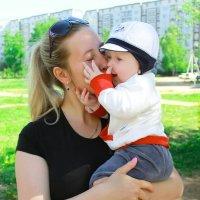 Ирина и Дениска :: Денис Воробьёв