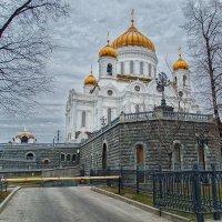Дорога к Храму... :: Ирина Шарапова