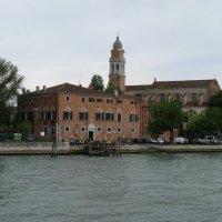 Церковь Николая Чудотворца.Венеция остров Лидо. :: Серж Поветкин
