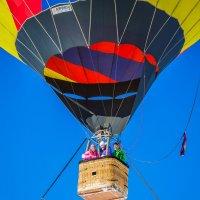 Мы улетаем на большом воздушном шаре!!! :: Роман