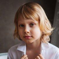 Дети взрослеют :: Татьяна Куртукова