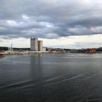 Порт Стокгольм. :: Алексей Жуков