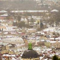 Панорама Львова :: vcherkun