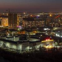 Ночной город :: Andrey.Lazarev .