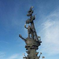 Памятник Петру Великому :: Владимир Прокофьев