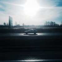 Машина,поле,момент :: Ваня Рожкин
