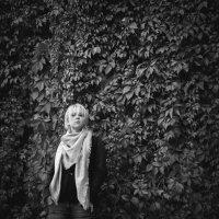 Анна. Ботанический сад им. Цицина (Москва) :: Jozef Dante