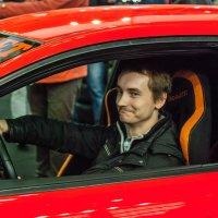 Автомобильная выставка в СКК 2015 :: Михаил Вандич