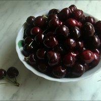Черешневый десерт :: Нина Корешкова