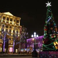 Москва новогодняя :: Лариса Мироненко