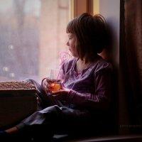 В апрельский вечер...или опять дома... :: Вера Шамраева