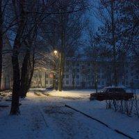 Мой городок :: Иван Торопов