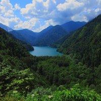 Озеро Рица. :: сергей