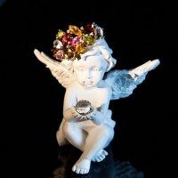 Ангел с кольцом на голове :: Иван Носов