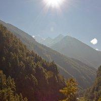 Под солнцем Непала :: Александр Чазов