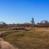 Дорога к храму :: Александр Тулупов