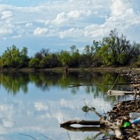 Река Кубань :: Андрей Абраменко