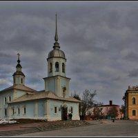 Церковь Александра Невского, Вологда :: Дмитрий Анцыферов