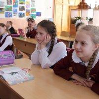 Школьные годы чудесные :: Ольга Крулик