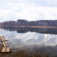 озеро :: Татьяна Полидовец