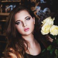 Анастасия :: Svetlana Shumilova