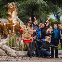 Веселые гости на свадьбе :) :: Алексей Латыш