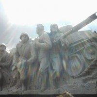 Танкисты Саур - Могилы 2015 :: Владимир