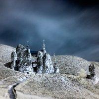 Меловые монастыри :: Наталья Алешина