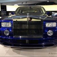 Rolls-Royce Phantom. :: Anna Gornostayeva