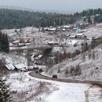 Первый снег :: petyxov петухов
