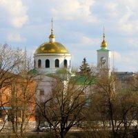 Над храмами сверкают купола... :: Валентина ツ ღ✿ღ