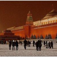 Красная площадь. Что-то не так... :: Кай-8 (Ярослав) Забелин